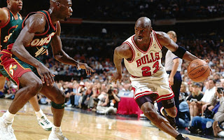 Micheal Jordan vs LeBron James greatest basketball players