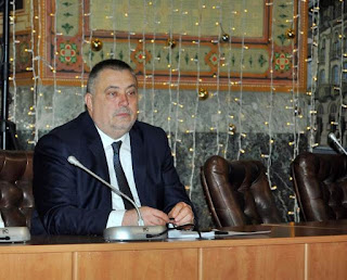 Biografie Mihail Genoiu  CV de Primar Craiova