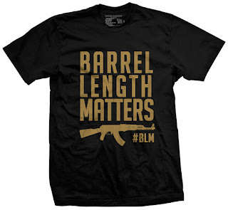 Barrel Length Matters #BLM