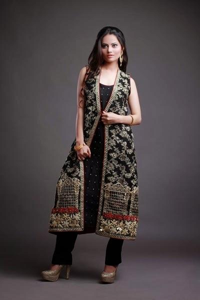 Pakistani Fancy Dresses 2015 2016 Nadia Sohail Fancy Formal Dress Collection She Styles