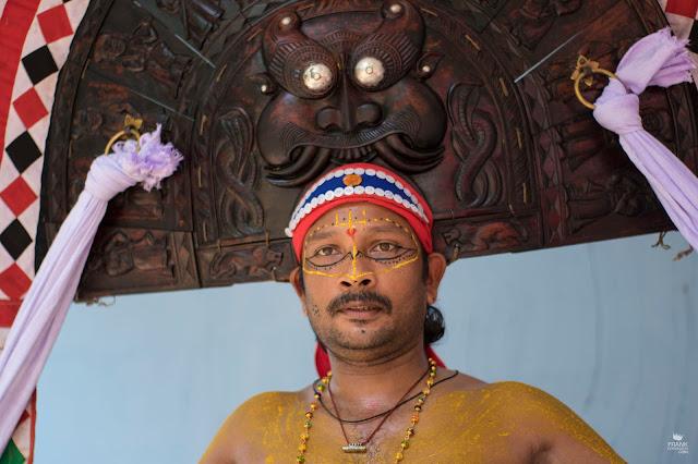 Danzas tradicionales de Kerala India