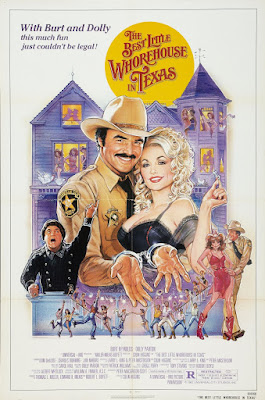 The Best Little Whorehouse in Texas Poster