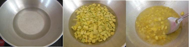 How to make Mango Pachadi  - Step 4
