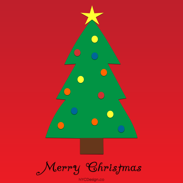 New York Web Design Studio, New York, NY: Merry Christmas Cards ...