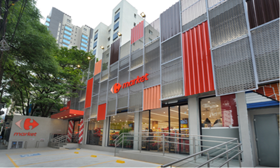 Carrefour Market inaugura primeira loja na baixada santista