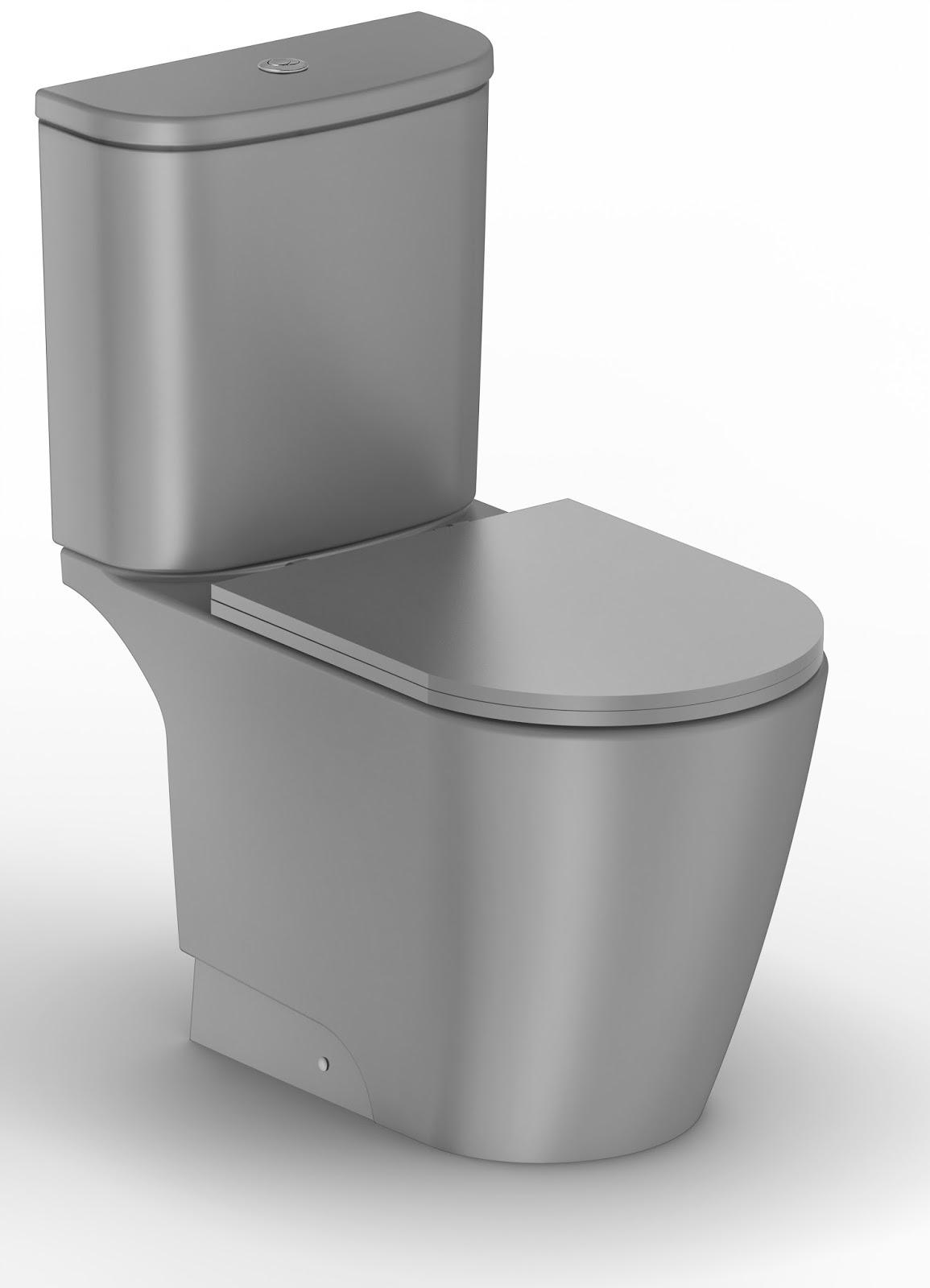 Incepa Ibiza toilet seat, White - Contemporary - Toilet