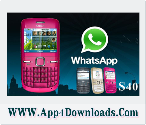 WhatsApp Messenger 2.6.72 SiS Download For Symbian
