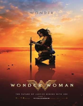 Wonder Woman 2017 English 400MB Web-DL 480p