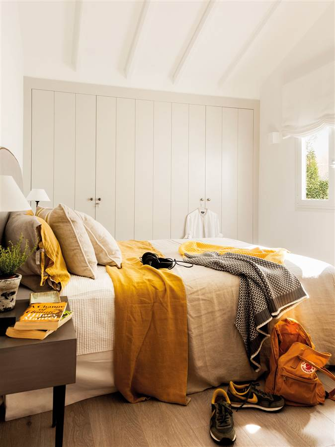 puntxet ideas baratas para decorar tu dormitorio personaliza las paredes no han de ser blancas por obligacin si tu estilo son los colores puedes