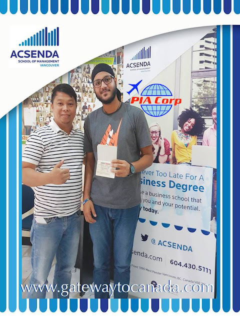 Degree Programs from Acsenda School of Management (Vancouver)