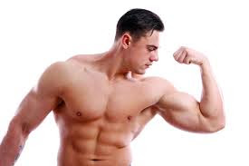 Teen muscle building