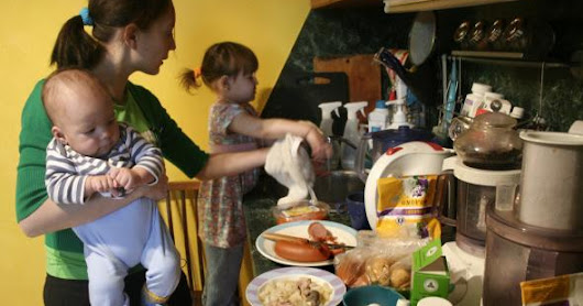 My Kids Live on Goldfish - Barriers to Being a Healthy Chef