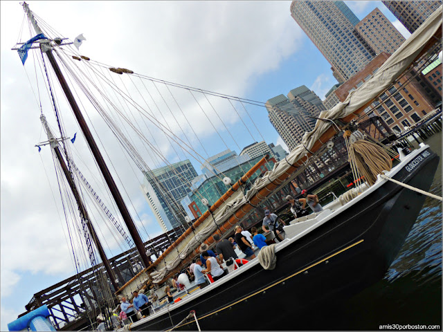 Moakley Courthouse: Schooner Adventure