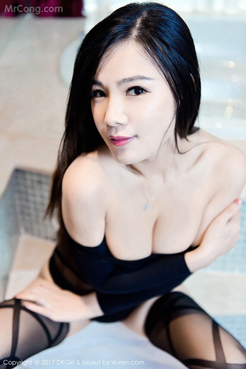 Người mẫu Ding Xiaonan với album ảnh sexy và quyến rũ 20