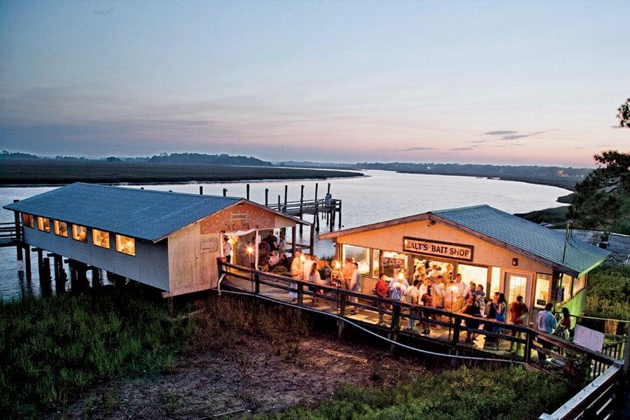 Seafood Restaurant Near Hilton Head