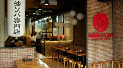 bolehkah makan di restoran jepang