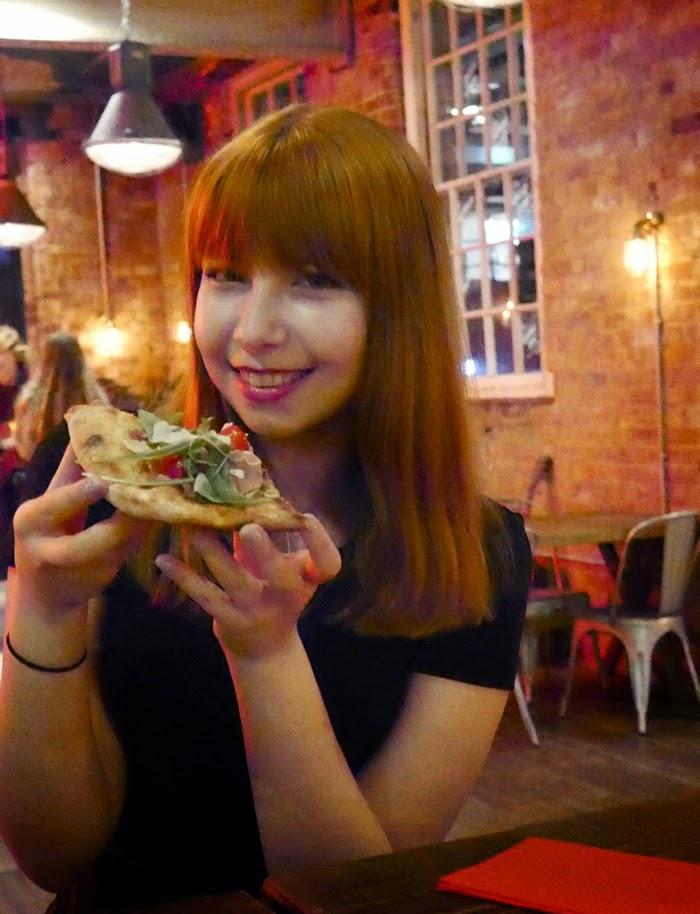 Hannah Webster at Brewhaus