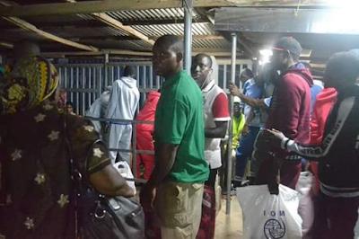 Libya Repatrites Another 159 Nigerians (Photos) 10