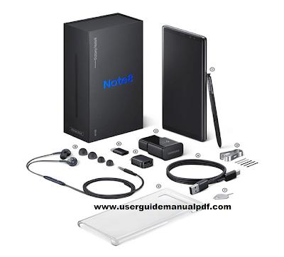 Samsung Galaxy Note 8 (2017) User Manual PDF