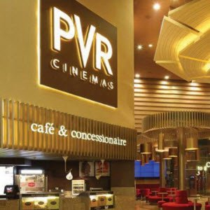 PVR Cinemas Voucher Worth Rs.500 At Rs.276 Only by NearBuy