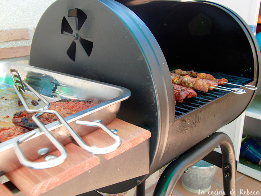 La cocina de rebeca c mo hacer la barbacoa perfecta - Como construir una barbacoa ...