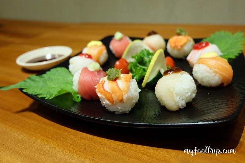 sushi di kaitomi maru resto jepang