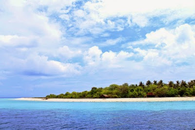 Pesona Pulau Giliyang sumenep