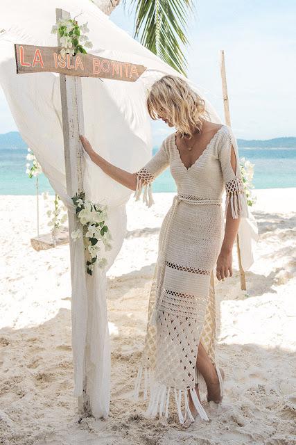 Increíbles Vestidos a Crochet