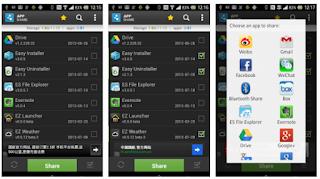 Cara Mengirim Aplikasi dan Game Android Lewat Bluetooth