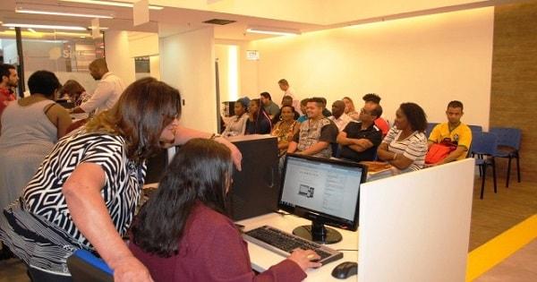 Setrab abre 1..268 vagas de emprego Com e Sem Experiência no Estado do Rio de Janeiro