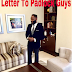 Letter To Padlock Husband By Joro Olumofin