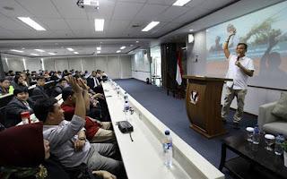 Sihar Dorong Mahasiswa Jadi Pebisnis