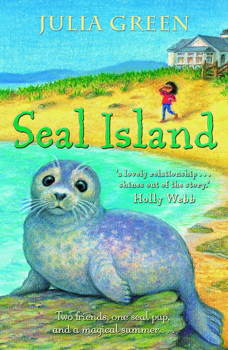 Boy Book About Stranded Island