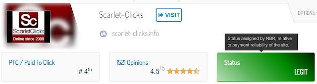 scarletclicks good rating