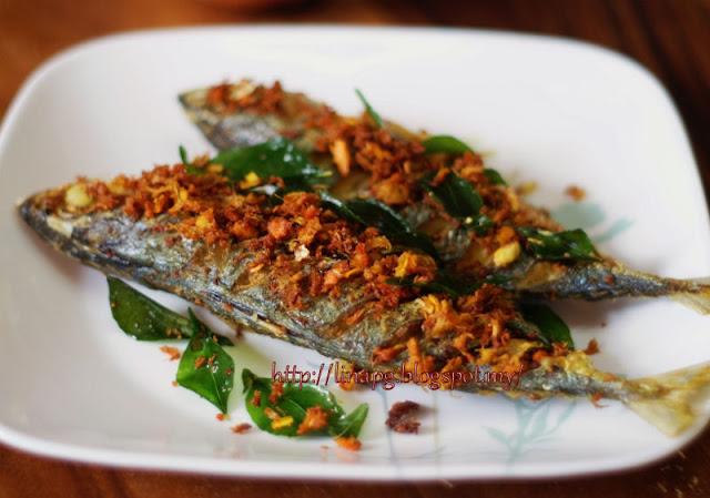 Resepi Ikan Paling Mudah