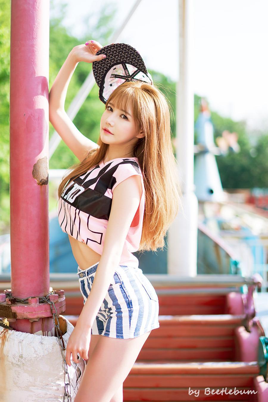 Han Ga Eun - 2015.5.10 Part 1