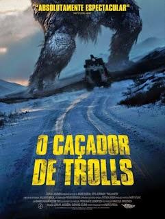 O Caçador de Trolls Dublado
