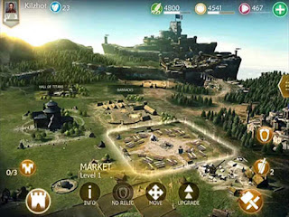 Dawn Of Titans Apk Mod high damage