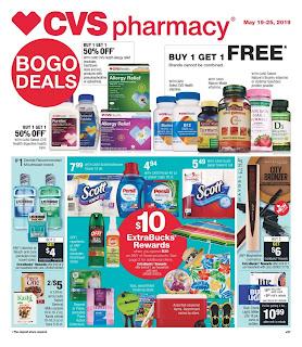 ⭐ CVS Ad 5/19/19 CVS Ad 5 26 19 ✅ CVS Weekly Ad May 19 2019