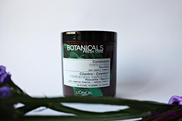 Botanicals Fresh Care L'Oréal París cabello belleza beauty hair