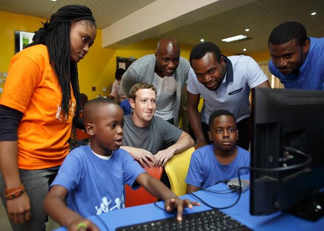 These Are The Reason Mark Zuckerberg Visit Nigeria