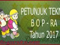 Petunjuk Teknis Bantuan Operasional Pendidikan (BOP) RA