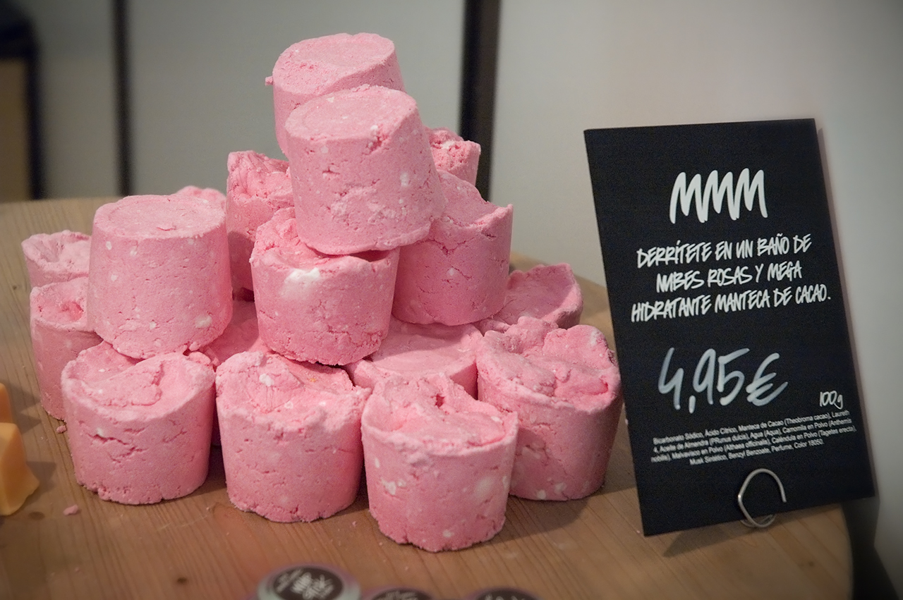 Pink Clouds Cocoa Butter Soap