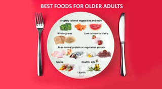 Good Nutrition For The Elderly