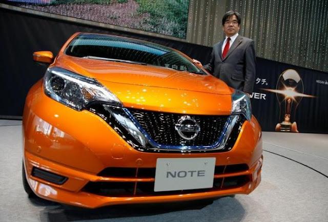 Nissan e-note