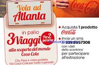 Logo Vola ad Atlanta con Coca-Cola e Lidl: scopri come partecipare!