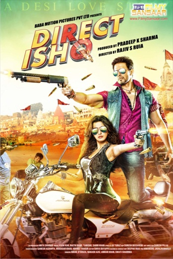 Direct Ishq 2016 Hindi 480p HDRip 350mb