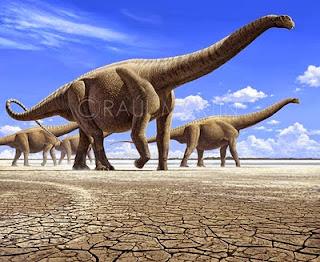 Foto Argentinosaurus huinculensis