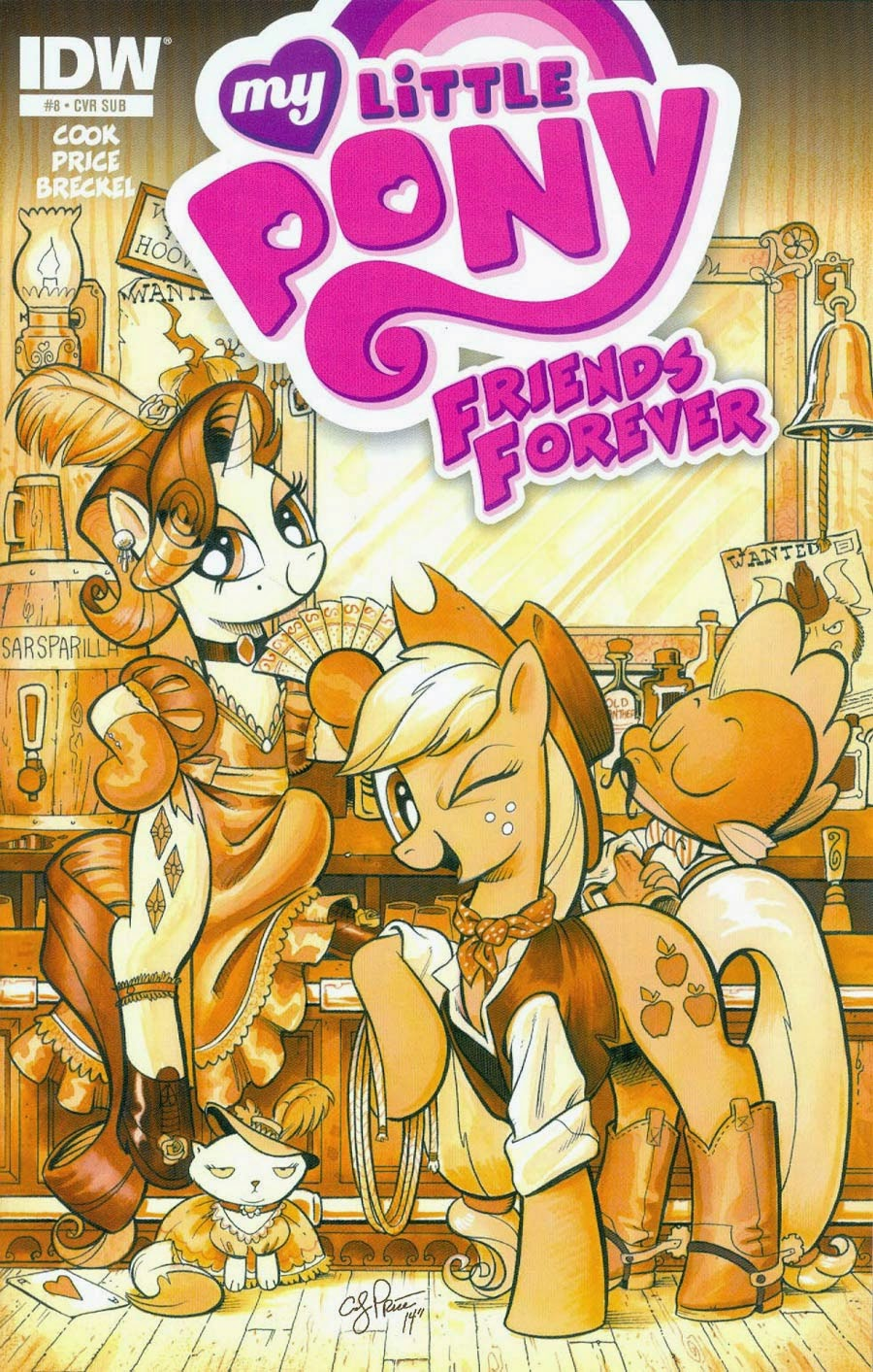 Friends Forever 8 Has Been Released Mlp Merch