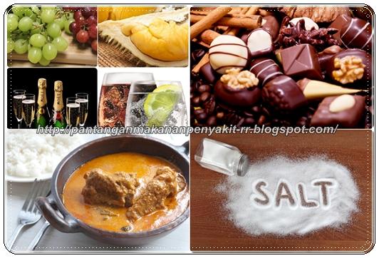 Pantangan Makanan Untuk Penderita Sirosis